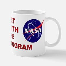 GET WITH THE PROGRAM Mug