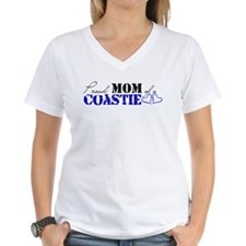 Funny Coastie wife Shirt