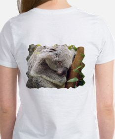 Sleeping Koala Bear Tee