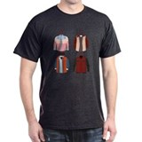 Backtothefuturemovie Mens Classic Dark T-Shirts