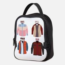Back to the Future Years Neoprene Lunch Bag