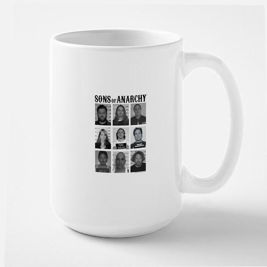 SOA Mugshots Large Mug