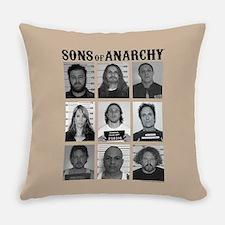 SOA Mugshots Everyday Pillow
