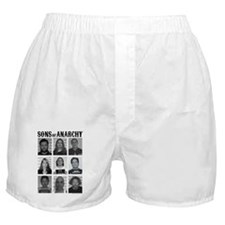 SOA Mugshots Boxer Shorts