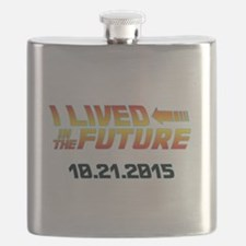 BTTF Future Flask