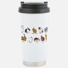 Cool Dutch bunnies Travel Mug