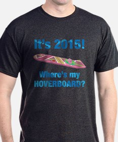 BTTF Hoverboard T-Shirt