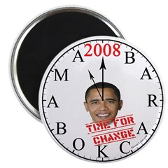Obama Time For Change 2.25