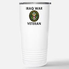 Funny Army logo Travel Mug