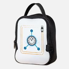 bttf flux Neoprene Lunch Bag