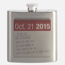 Back to the Future List Flask