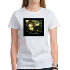 Yellow Waterlillies Tee