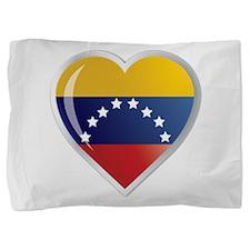 C VENEZUELA.png Pillow Sham