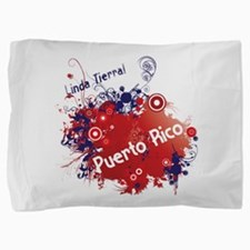 RETRO PUERTORICO 0.png Pillow Sham