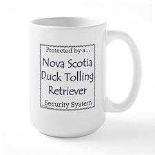 Toller Security Mug