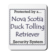 Toller Security Mousepad