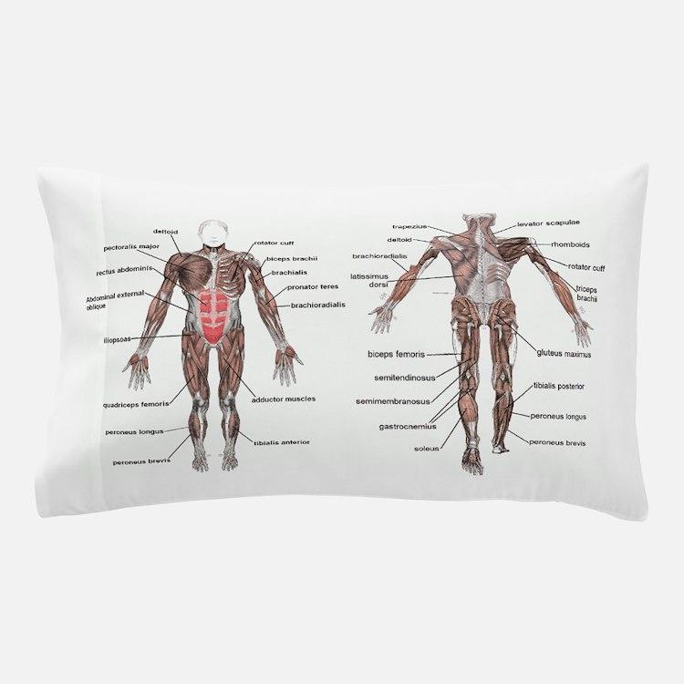 Cute Doctor Pillow Case