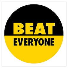 Beat Everyone 4 Poster