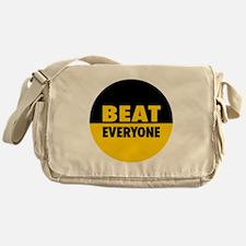 Beat Everyone 4 Messenger Bag