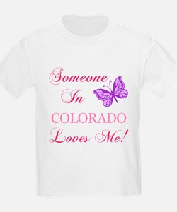 Cute I love colorado T-Shirt