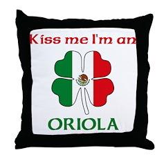Oriola Family Throw Pillow