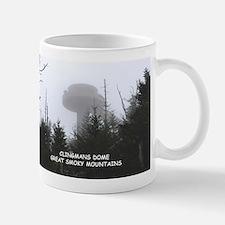 Clingman's Dome In The Fog Mugs