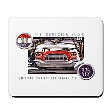 Chrysler 300C Mousepad