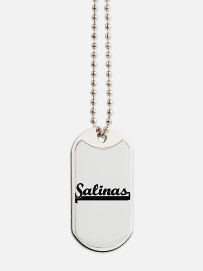I love Salinas California Dog Tags
