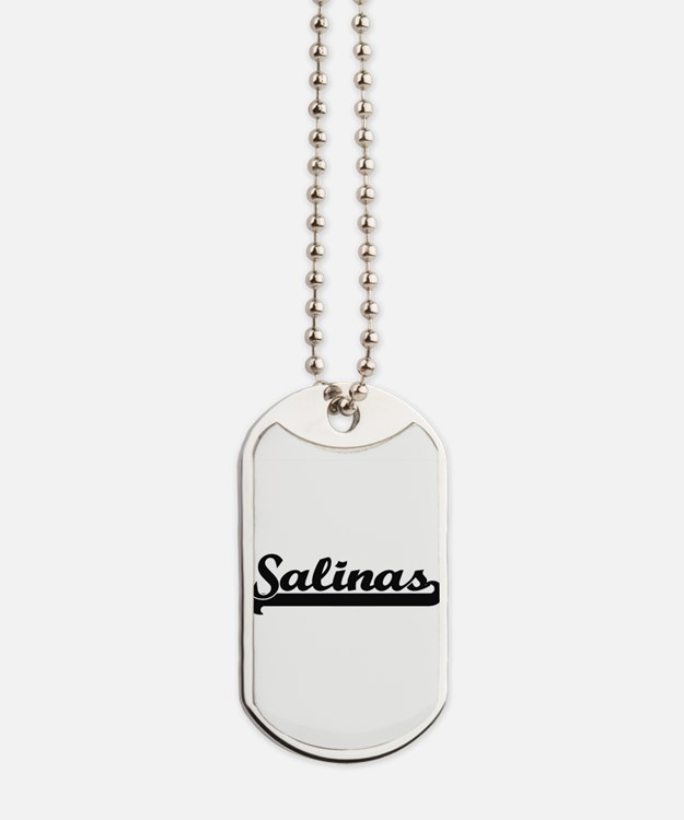 I love Salinas California Dog Tags
