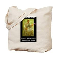 Republican Jesus Tote Bag