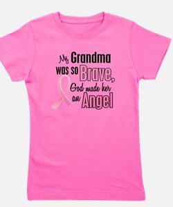 Funny Breast cancer awareness Girl's Tee
