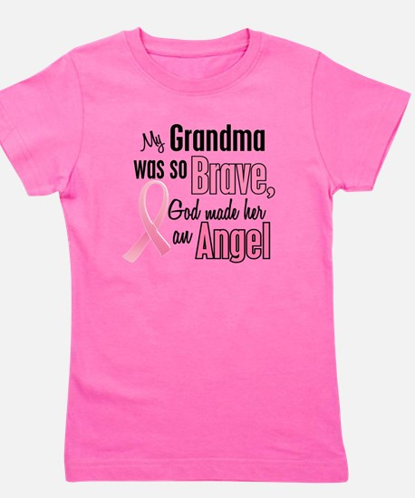 Unique Breast cancer awareness Girl's Tee
