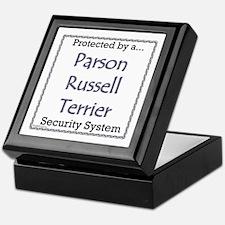Parson Security Keepsake Box