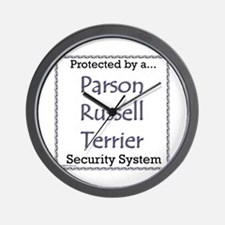 Parson Security Wall Clock