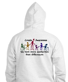 """""""Advocate and Educate"""" Hoodie"""