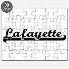 I love Lafayette Louisiana Puzzle
