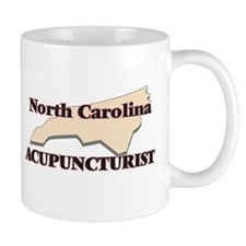 North Carolina Acupuncturist Mugs