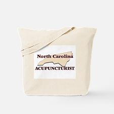 North Carolina Acupuncturist Tote Bag