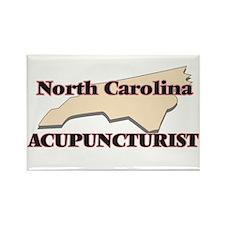 North Carolina Acupuncturist Magnets