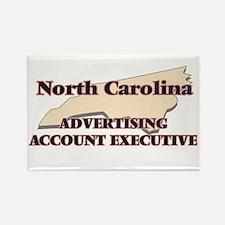 North Carolina Advertising Account Executi Magnets