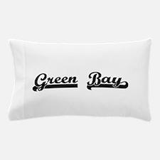 I love Green Bay Wisconsin Pillow Case