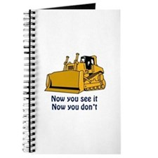 Now You See It Journal