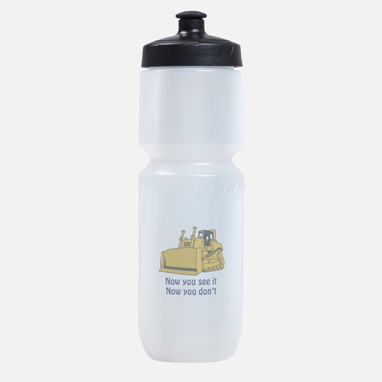 Now You See It Sports Bottle