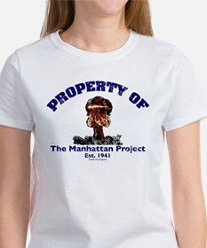 Manhattan Project Women's T-Shirt