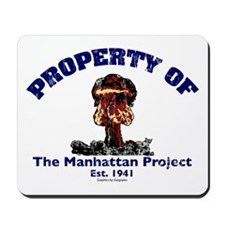 Manhattan Project Mousepad