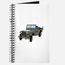 WWII Army Jeep Journal