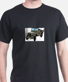 WWII Army Jeep T-Shirt