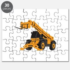Front End Loader Puzzle