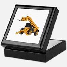 Front End Loader Keepsake Box