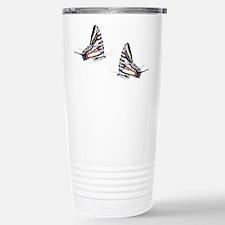 zebra swallowtails together Travel Mug